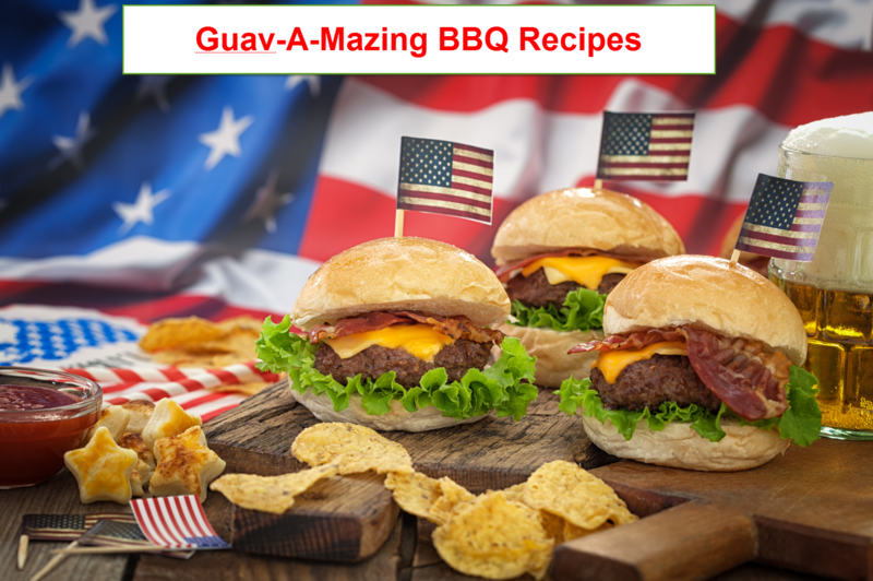 Guav-A-Mazing BBQ Recipes